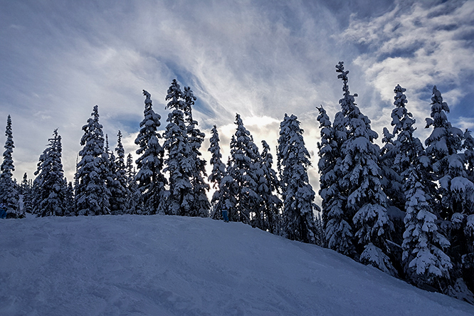 Esqui Canada