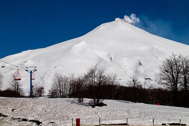 Esqui Chile