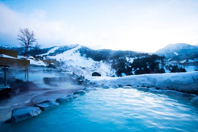 Esqui Japon