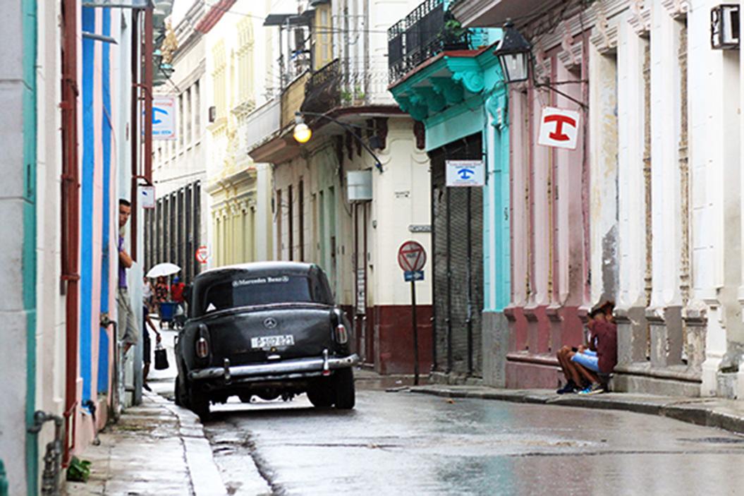 Viajar Cuba