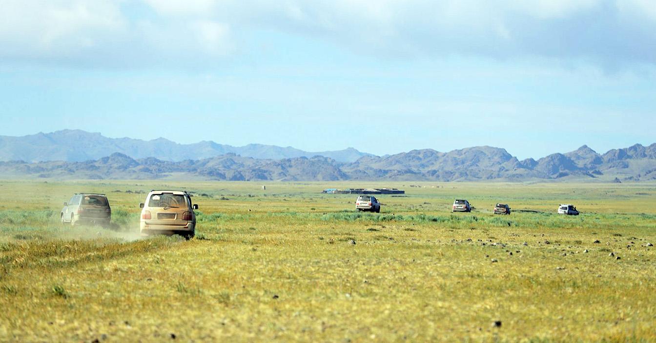 4x4 Mongolia